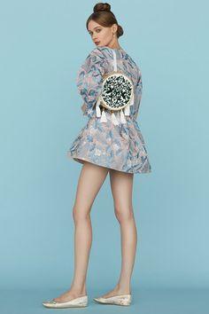 Ulyana Sergeenko-- Spring/Summer 2015 Couture..Vogue.co.uk