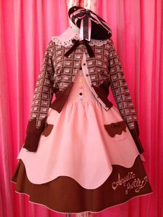 Sweet Lolita with Angelic Pretty