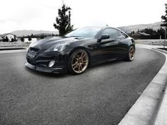 Hyundai Genesis Coupe. I want one of these as a nice and brand new daily driver. It is reasonably priced at $20,000-25,000.