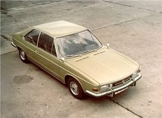 Tatra Prototype (Vignale), 1969 - Two-Door Coupe ( 70s Cars, Mini Trucks, Car Makes, Concept Cars, Cars And Motorcycles, Vintage Cars, Cool Cars, Classic Cars, Vans