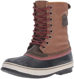Sorel Womens 1964 Premium CvsW Cold Weather Boot Underbrush Spice 10 D US ** Check out this great product.