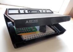 """Atari 2600 """"Darth Vader"""" Brief Case/ Tool Box"""