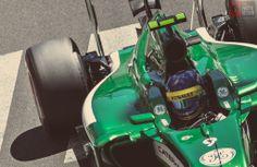 Formula 1 - Caterham - GP Monaco Montecarlo 2014 - daniphotodesign.com