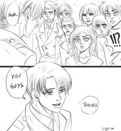 Attack on titan chapter 69 Why does levi look like a girl
