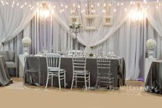 Special Event Rentals Calgary wedding booth