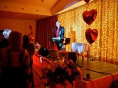 Valentine with Vašo Patejdl, Hotel Kaskady  #luxury #holiday #hotel #kaskady #party #fun #dance #valentine #sing