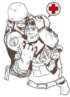 medic... by metope87 on DeviantArt