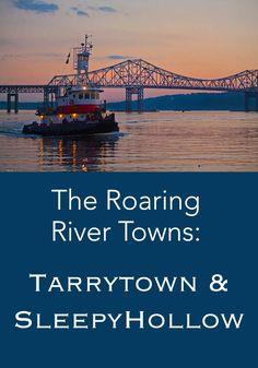 The Roaring River Towns - Tarrytown & Sleepy Hollow