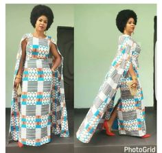 Dress Me: Ankara Styles