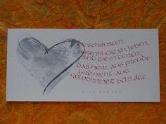 Flirt - schönste Augenblicke - ein Designerstück von Schreibstubn bei DaWanda Happy Quotes, Life Quotes, Happiness Quotes, Brush Lettering, Hand Lettering, Flirt, Calligraphy Art, Holidays And Events, Give It To Me
