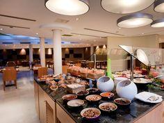Restaurante buffet del hotel Barceló Estepona Thalasso Spa