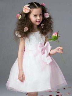 082cbab960ede 63 meilleures images du tableau Robe d enfant d honneur en 2019 ...