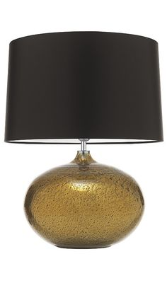 Heathfield & CO - creative lighting Luxury Table Lamps, Table Lamps For Bedroom, Brass Table Lamps, Brass Lamp, Contemporary Table Lamps, Modern Table, Lamp Inspiration, Home Decor Lights, Lamps For Sale