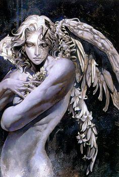 """Angel of death"" of Ayami Kojima"