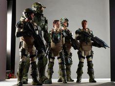 Halo: Forward Unto Dawn crew 2012