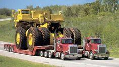 Happy Wednesday! #WideLoadWednesday #Trucking #NextTruck #SemiTrucks