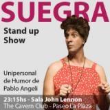 SUEGRA - Stand Up Show
