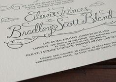 Bland Wedding by Jack Muldowney, via Behance