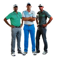 The Masters 2015 adidas apparel scripts