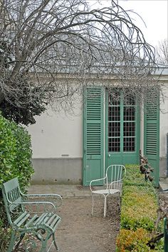 Maison de Balzac by dalbera, via Flickr
