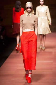 The Look: Carven Spring 2013 RTW