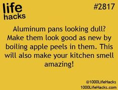DIY Life Hacks & Crafts : Give your pans a second life !