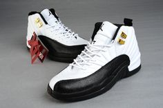 Nike Air Jordan 10 Shoes Men's Taxi Black and White