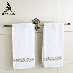 Cheap single towel bar, Buy Quality towel bar directly from China towel rails bathrooms Suppliers: Free Shipping Towel Ring Solid Brass Copper Golden Finished Bathroom Accessories Products ,Towel Holder,Towel bar 5207US