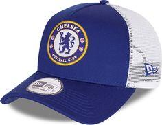 Chelsea FC New Era 940 EF Team Trucker Cap - Blue