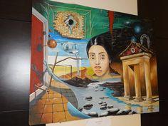 #RaceanuMihaiAdrian #surrealism #painter #Romania