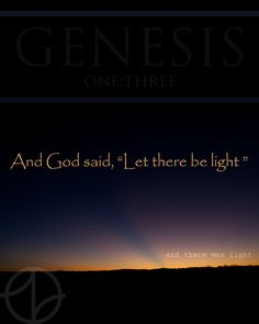 "NASA Sunrise in Space /""Let there be Light/"" Genesis 1:3"