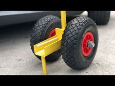 WOW !!! Brilliant Homemade Life Hack INVENTION - YouTube Homemade Tools, Diy Tools, Woodworking Workshop, Woodworking Crafts, Metal Projects, Projects To Try, Diy Garden Fountains, Garden Pots, Life Hacks Youtube
