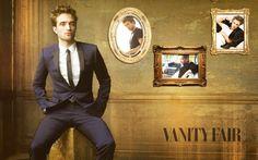 Robert Pattinson, Vanity Fair, through the years  (2008, 2009, 2011, 2015) Fan edit by FeistyAngel34