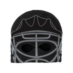 Youth Reebok Boston Bruins Mask Knit Cap, Boy's, Black