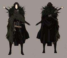 The Crow Jon Snow - concept by MizaelTengu.deviantart.com on @deviantART