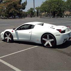 @theautofirm • Ferrari 458 Spyder With a The #Avorza AV5 Forged Wheels @theautofirm_uncut