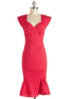 American Glamstand Dress #ModCloth