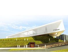 dalseong spor merkezi yarışma önerisi - dalseong citizen's gymnasium international competition proposal by emre can yılmaz
