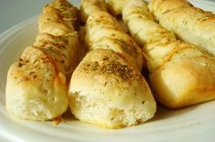 Divine Breadsticks