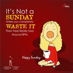 It's not a SUNDAY Unless you completely  WASTE IT  Then feel really sad aroun... Happy Today, Winnie The Pooh, Disney Characters, Fictional Characters, Sad, Sunday, Positivity, Feelings, Domingo