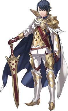 Alfonse (アルフォンス Arufonsu) is a main character and protagonist in Fire Emblem Heroes. He is a...
