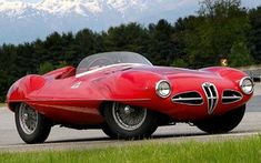 Alfa Romeo Disco Volante Spider (1952) thumbnail #61235
