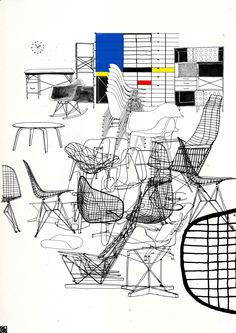 Eames poster by Neasden Control Centre