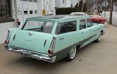 1958 Plymouth Savoy wagon