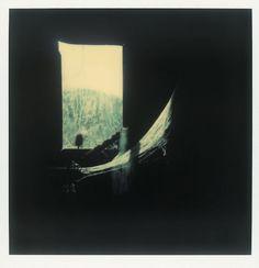 Sul set di Nostalghia , Anagni, ottobre 1982 Andrej Tarkovskij – Courtesy Bonhams