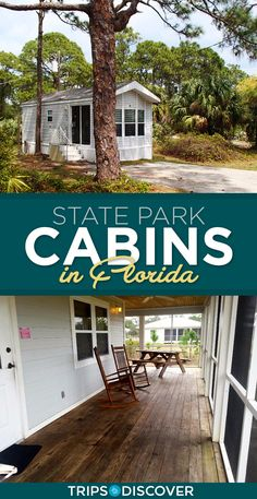 11 Florida State Park Cabins To Rent