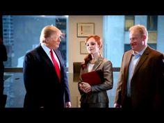 Donald Trump, Deion Sanders and Apolo Ohno Star in Century 21′s Super Bowl Ad