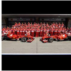 Team Ferrari #F1