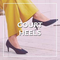 Comfortable Heels, Flats & Boots for Bunions and Wide Feet. Best Shoes For Bunions, Court Heels, Comfortable Heels, Flat Boots, Wide Feet, Special Occasion, Kitten Heels, Stylish, How To Wear