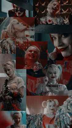 Harley And Joker Love, Harley Quinn Comic, Cute Cartoon Wallpapers, Cute Wallpaper Backgrounds, Monalisa Wallpaper, Arlequina Margot Robbie, Harey Quinn, Harley Quinn Drawing, Gotham City